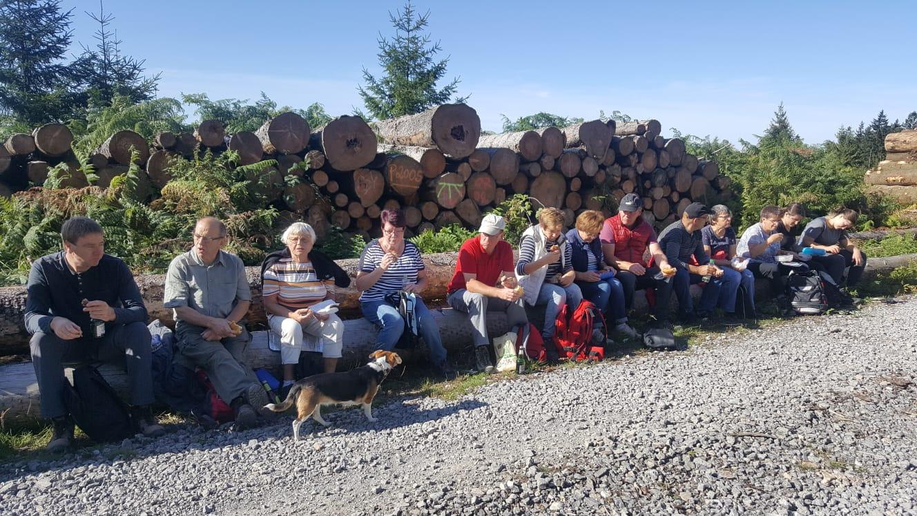 22.09.2019: Wanderung zum Roten Fuchs
