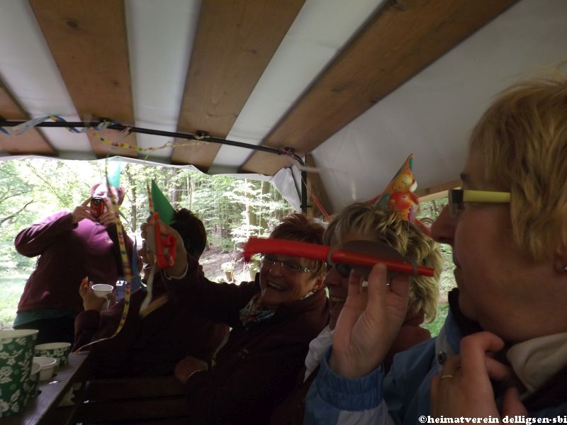 05.2014: Ü50-Fahrt ins Blaue