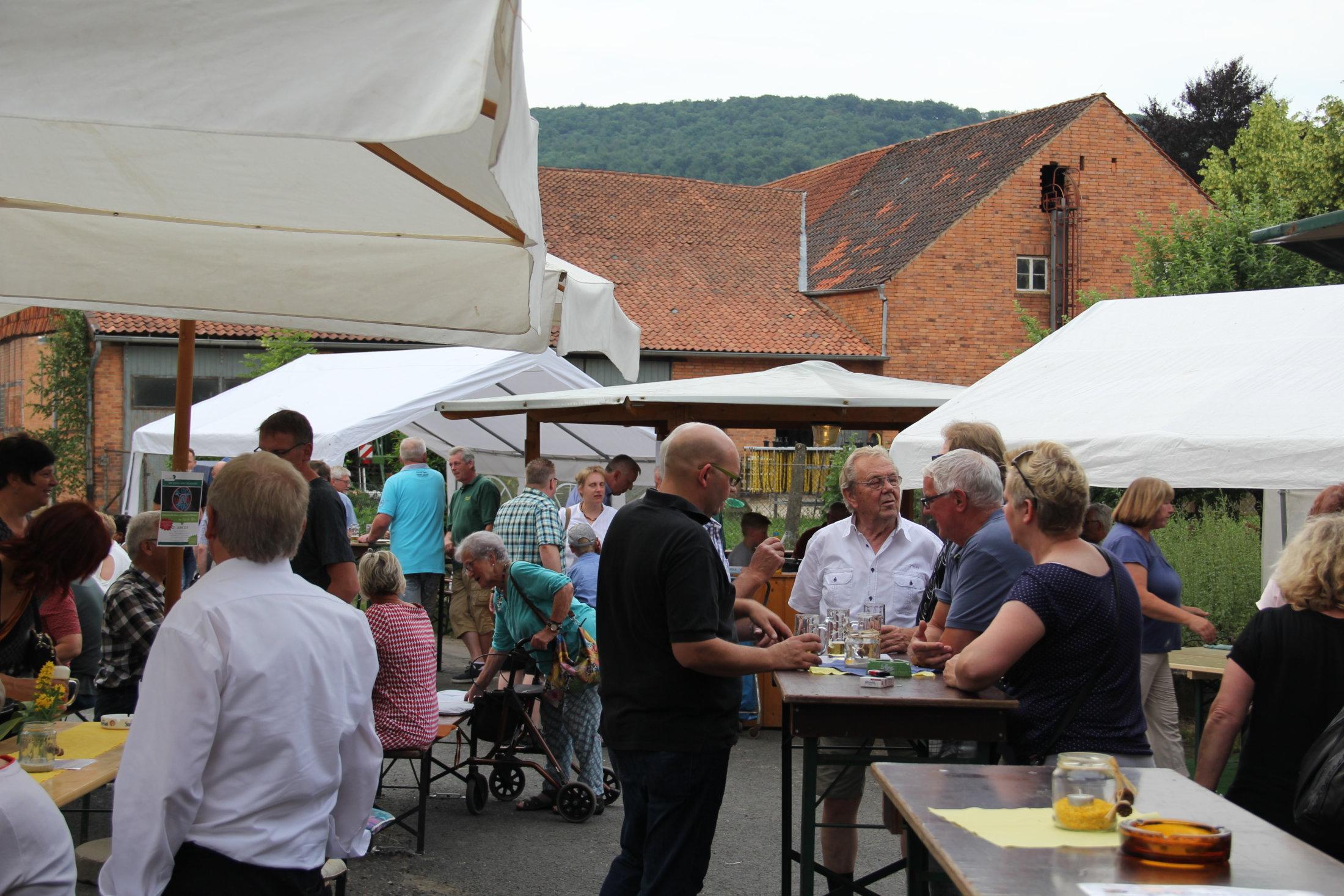09.06.2018: Mühlenfest
