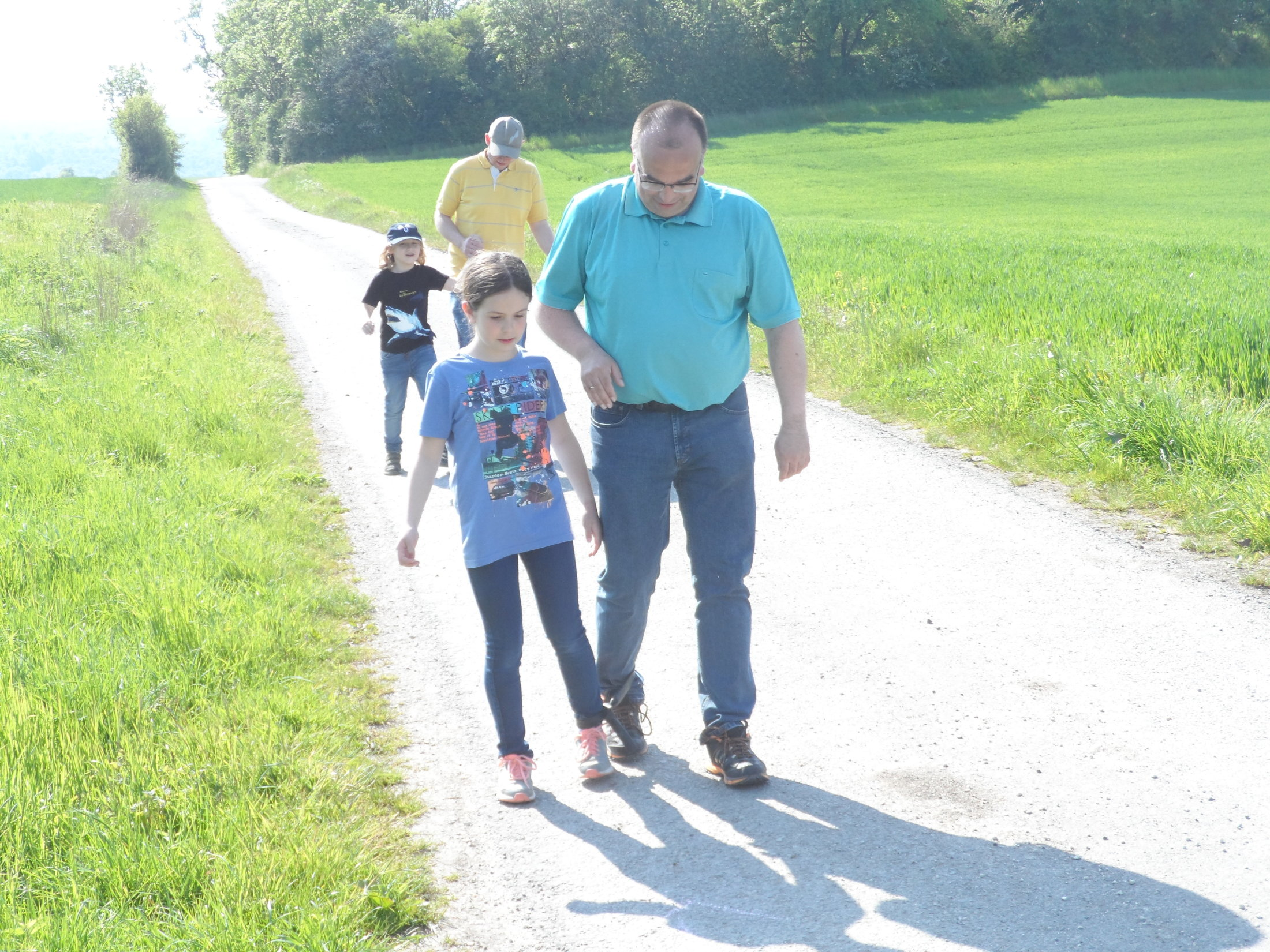 18.05.2019: Familien-Wandertag