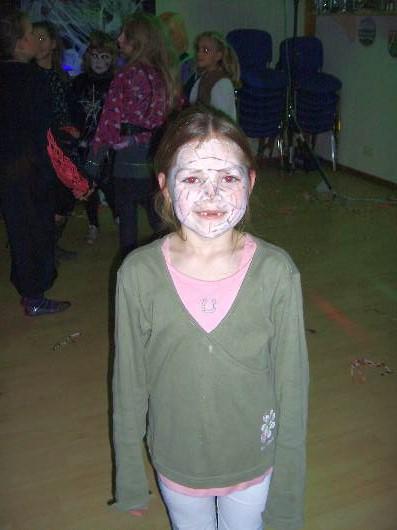 31.10.2008: Halloweendisko