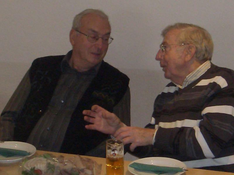 25.10.2009: Helferessen