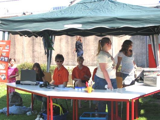 """28.04.2007: Jugendteam bei """"Delligsen Aktiv"""""""