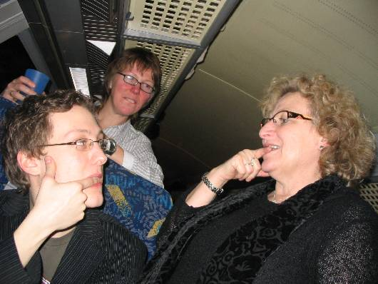 26.01.2008: Musicalfahrt der Theatergruppe