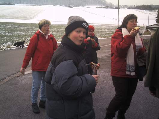 05.02.2006: Braunkohlwanderung