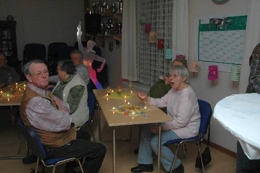 02.01.2009: Neujahrsempfang