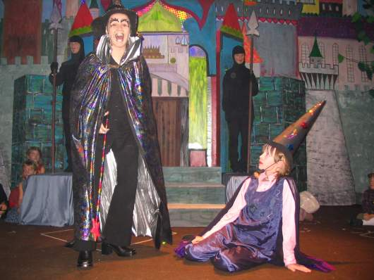 24.11.2005: Kindertheater
