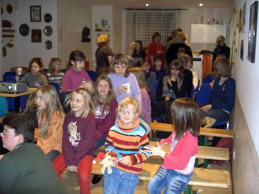 29.01.2009: Filmnachmittag Kindertheater