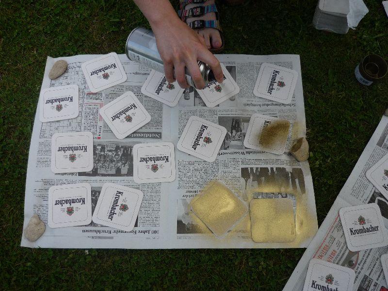 31.05.2009: Probetag Ferienpassaktion