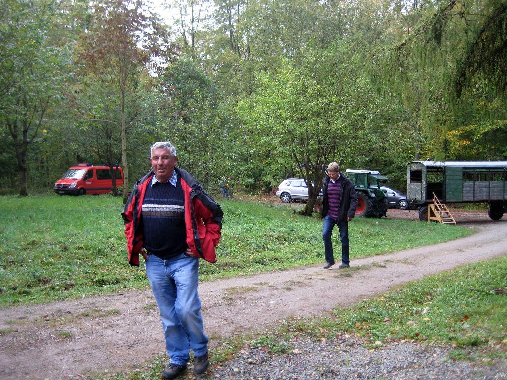 09.10.2011: Helferessen