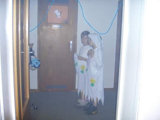 04.11.2005: Halloweendisko