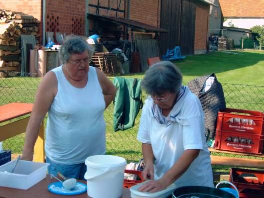 16.09.2006: Kartoffelbratschen
