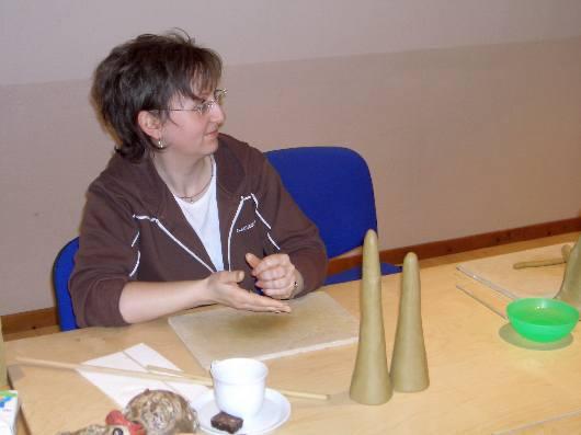 31.01.2009: Töpferaktion