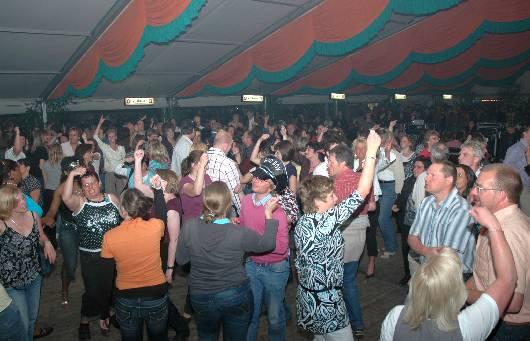 24.05.2008: Heimatfest Party im Festzelt