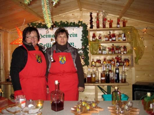 14.12.2008: Weihnachtsmarkt