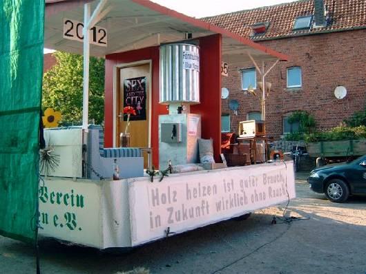 23.05.2008: Heimatfest Festwagenbau