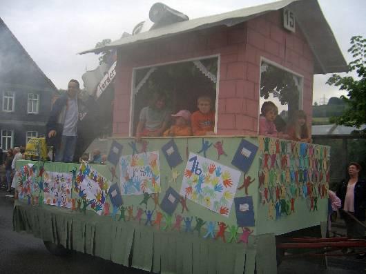 25.05.2008: Heimatfest Umzug