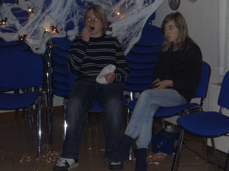 31.10.2009: Halloweenparty