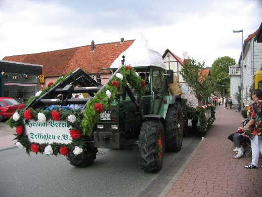 27.06.2004: Festumzug beim Heimatfest