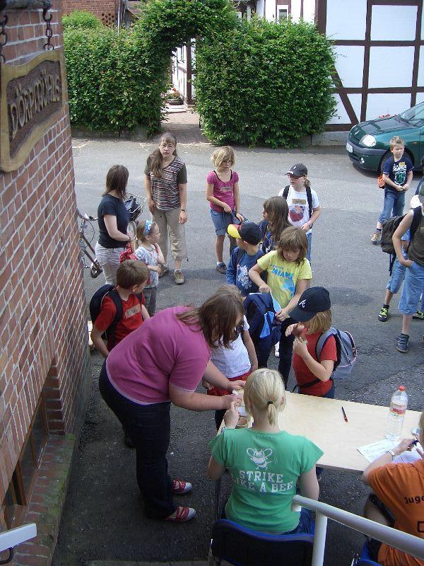 25.06.2010: Ferienpass-Aktion