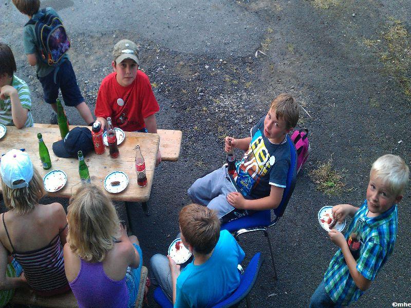 27.07.2012: Sommerferienpass