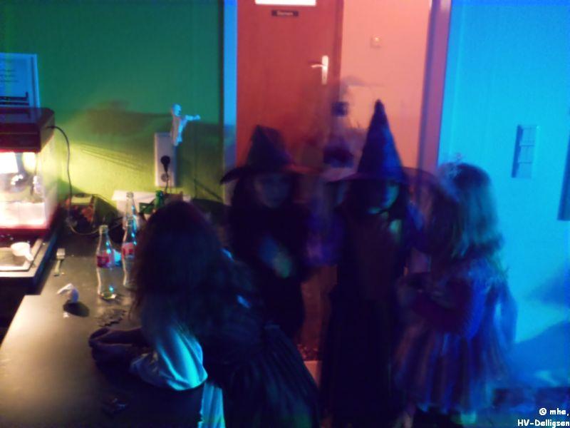 26.10.2013: Halloweendisko