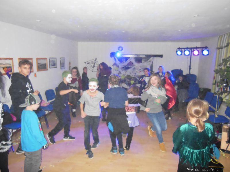 31.10.2015: Halloween-Disko