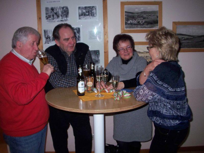 02.01.2010: Neujahrsempfang