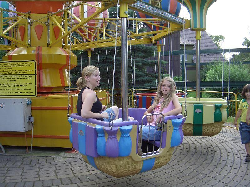 30.06.2009: Ausflug ins Rastiland