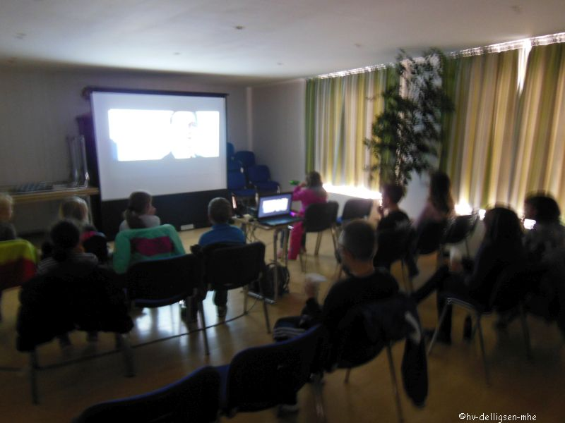 30.10.2015: Kino - Ferienpassaktion