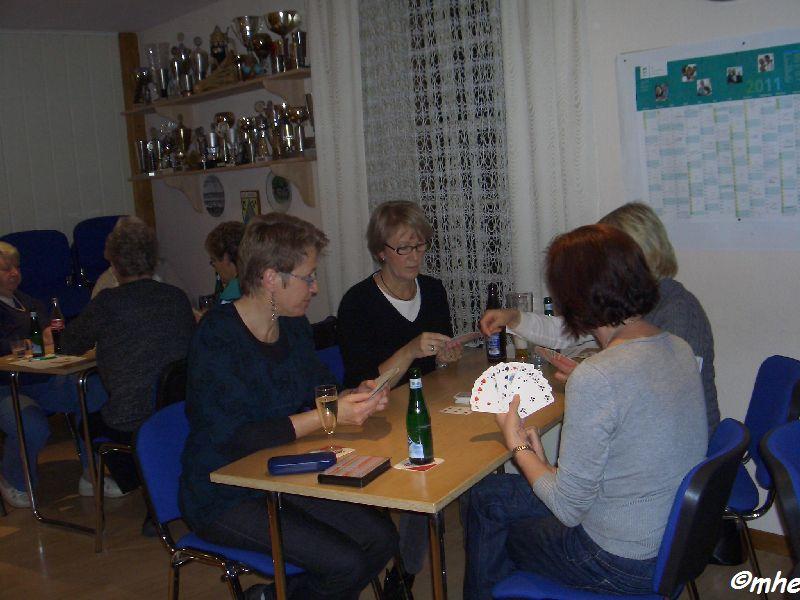 04.11.2011: Spieleabend
