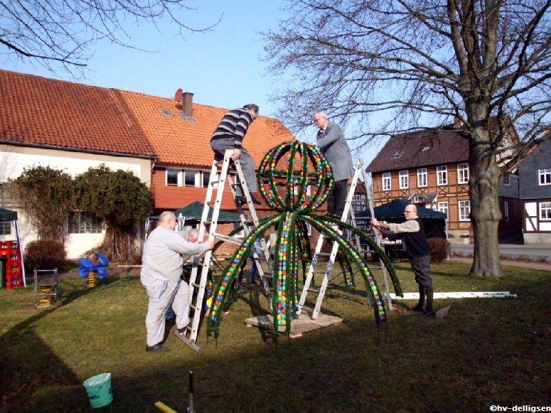 17.03.2012: Osterkrone