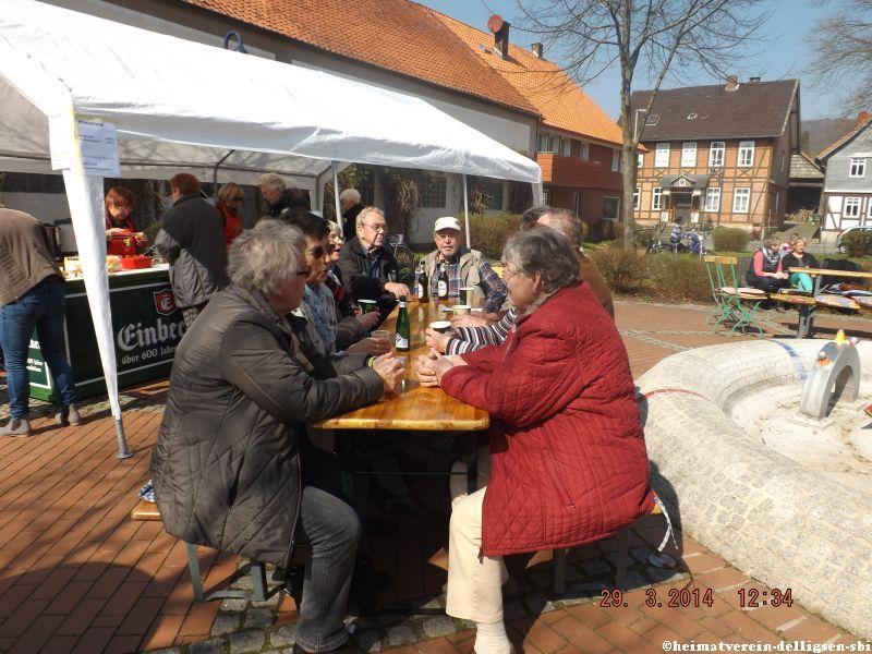 29.03.2014: Osterkrone