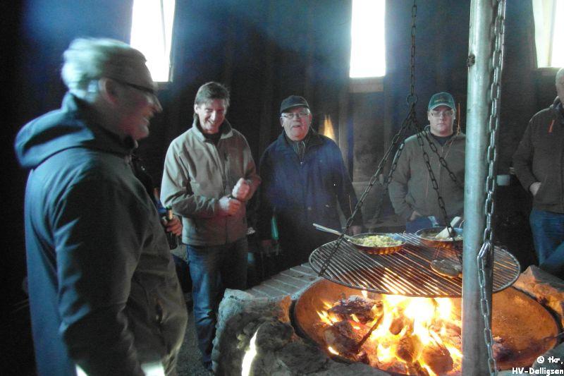 31.12.2013: Silvester an der Köhlerhütte