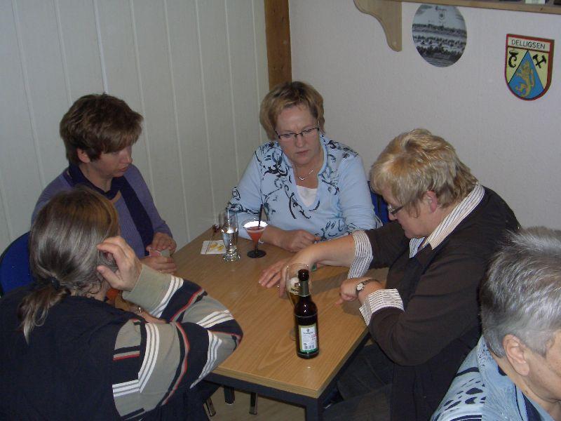 29.10.2010: Spieleabend