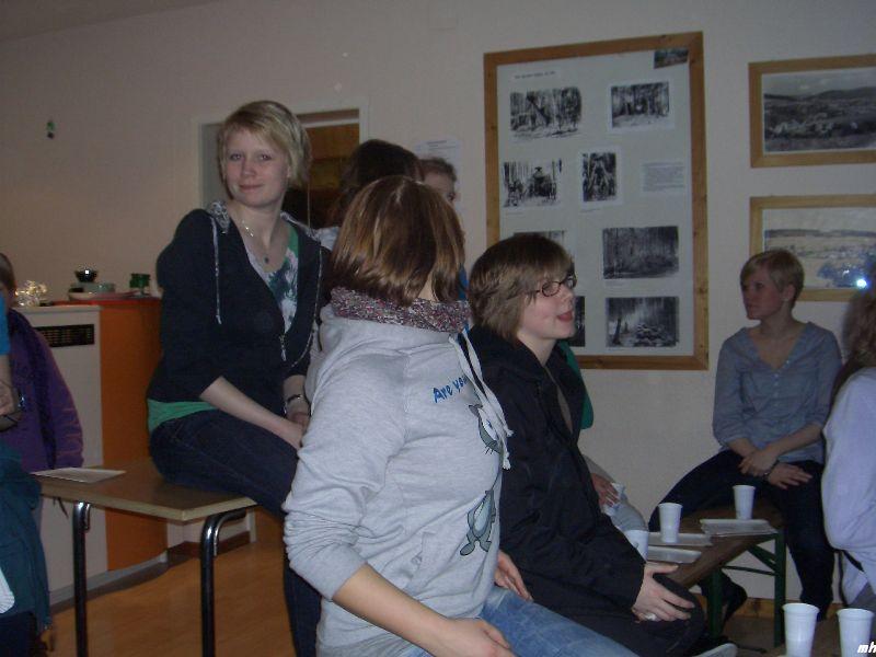 17.03.2011: Filmnachmittag der Theaterkinder