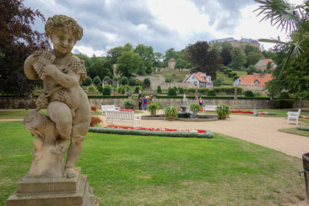 Barocke Schlossgärten