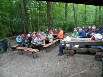 30.05.2019: Himmelfahrtsausschank