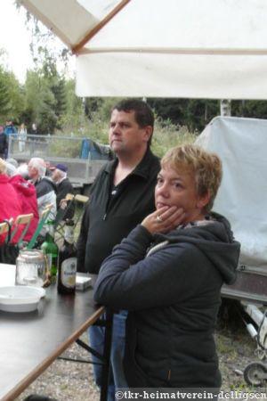29.08.2014: Einweihung des Barbarakreuz