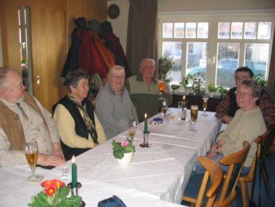 06.02.2005: Braunkohlwanderung