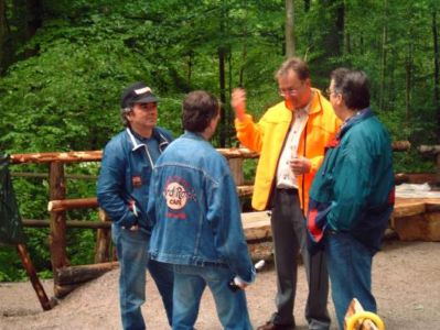 25.05.2006: Himmelfahrtsausschank