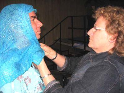 04.04.2007: Bauchtänzer der Theatergruppe