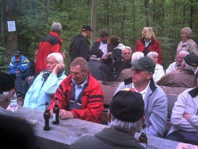 17.05.2007: Himmelfahrtsausschank