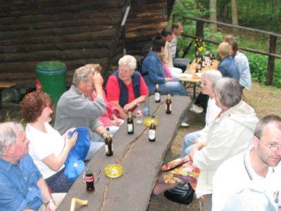 20.05.2004: Himmelfahrtsausschank