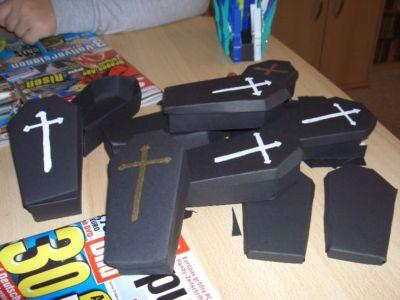 16.10.2009: Basteln für Halloween