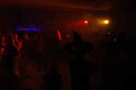 05.11.2006: Halloweendisko
