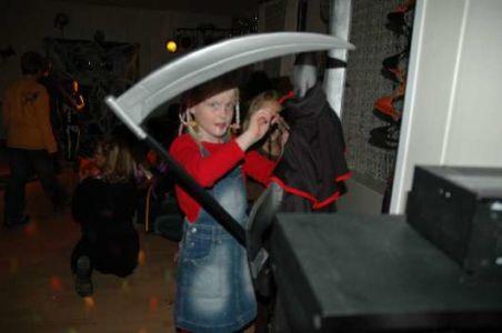 10.11.2007: Halloweendisko