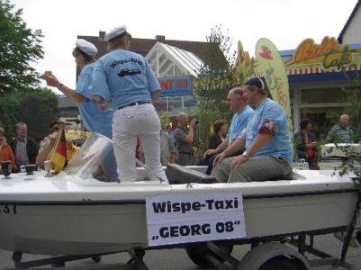 26.05.2008: Heimatfest Katerfrühstück und Damenumzug