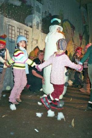 30.11.2008: Kindertheater