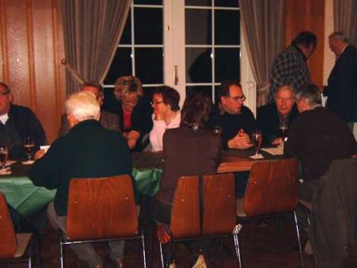 14.03.2008: Jahreshauptversammlung